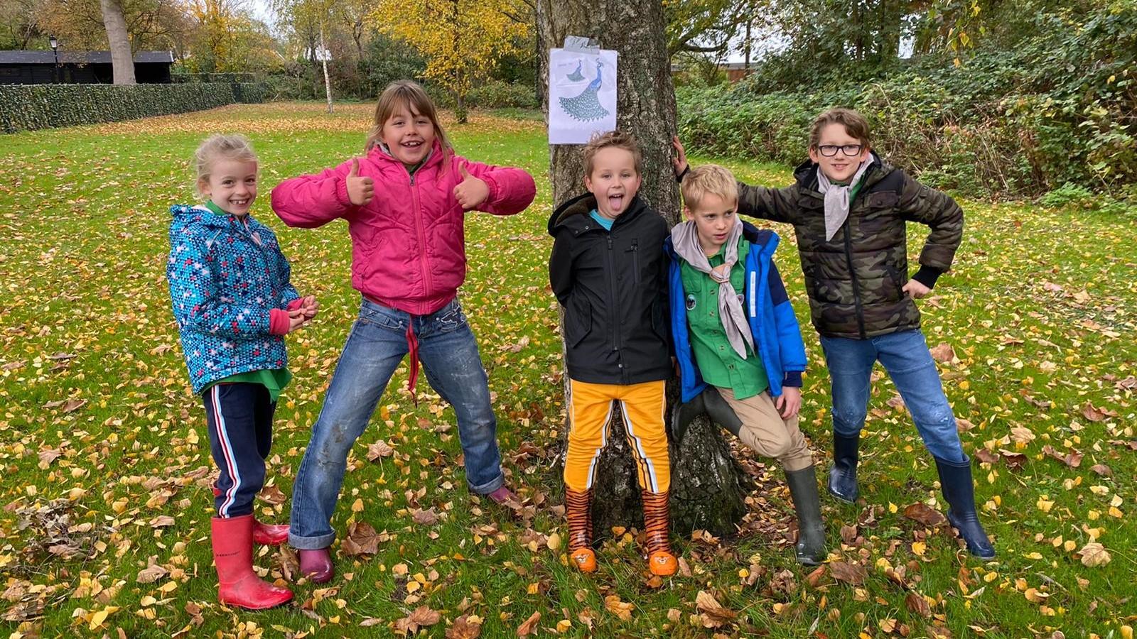 Welpen Scouting Mijnsheerenland Hoeksche Waard